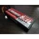 Extreme 5000 mah 2S1P 7.4V 20-30C Hardcase Pack