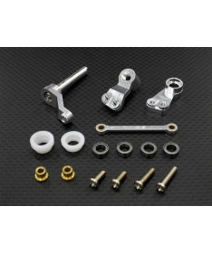 CC-01 Alloy Steering Assembly Set CC048
