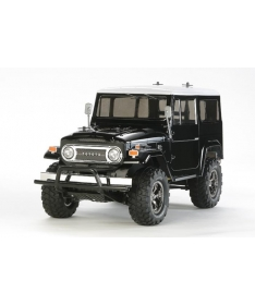 Tamiya Toyota Land Cruiser 40 - CC01 Black Sp. Painted Body 58564