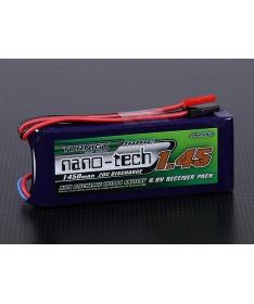 Turnigy nano-tech 1450mAh 2S1P 20~40C LiFe