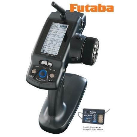 Futaba 4PLS 4-Channel T-FHSS Computer Radio System