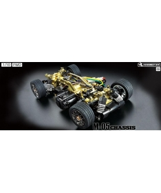 M05 PRO Chassis Kit - Gold Version