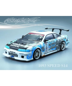 Matrixline PC201307 NISSAN 1093 SPEED S14 PC BODY SHELL