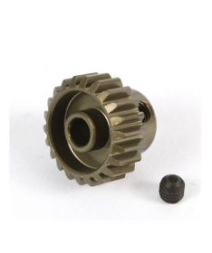 Aluminum 7075 Hard Coated Motor Gear/Pinions 48 Pitch 20 Teeth
