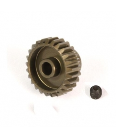 Aluminum 7075 Hard Coated Motor Gear/Pinions 48 Pitch 25 Teeth
