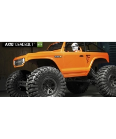 AX10™ Deadbolt 1/10 Scale Electric 4WD - RTR