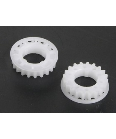Center Pulley Set 20T For 3racing Sakura Zero