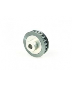 3RAC-3PY/22 Aluminum Center Pulley Gear 22T