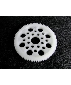3RAC-SG4880 48 Pitch Spur Gear 80T