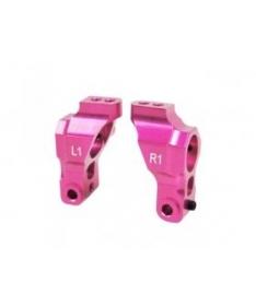 SAK-D304/PK Aluminum Rear Hub (1 Degree) For Sakura D3