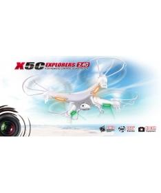 Syma X5C Quadcopter with 2MP Camera
