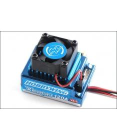 XERUN-120A V2.1 Blue Edition