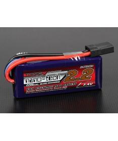 Turnigy nano-tech 2200mah 2S 40~80C Lipo Pack (TRA2820 Traxxas 1/16 models)
