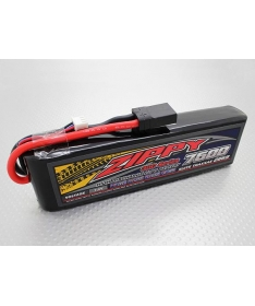 ZIPPY Traxxas 7600mAh 2S1P 30C Lipo Pack (Suits TRA2869)