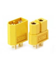 XT60 Connectors Male/Female (1 pasang male-female)