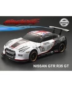 Matrixline PC201403 NISSAN GTR R35 GT PC BODY SHELL