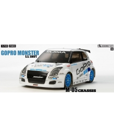 Tamiya 1/10 M05 GoPro Monster Sport Super S.S. Swift