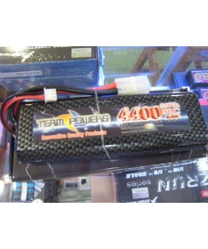 Teampowers 4400mAh 2S 7.4v 50C LiPo battery