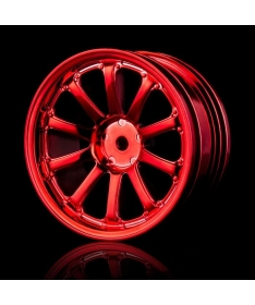 MST 77SV +5mm offset wheels 102027R