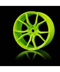 MST FX +3mm offset wheels 102047AG