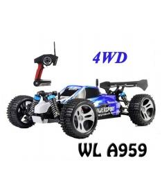 WL Toys Vortex Buggy 1:18 Scale 4WD A959