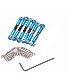 Wltoys A959 A969 A979 K929 Metal Set RC Car Spare Parts