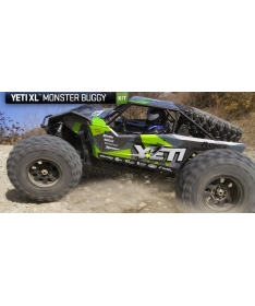 Axial Yeti XL 1/8 4WD Monster Buggy Car Kit AX90038