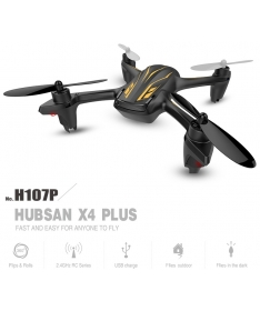 Hubsan X4 Plus H107P 2.4G 4CH RC Quadcopter with LED
