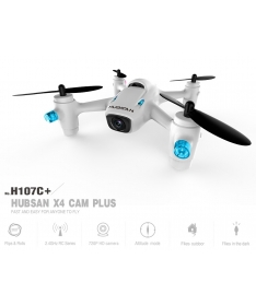 Hubsan X4 Camera Plus H107C+ 2.4G 720P RC Quadcopter Mode Switch