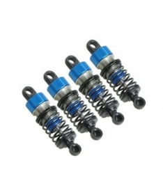 Aluminium shock 3racing (4pcs)