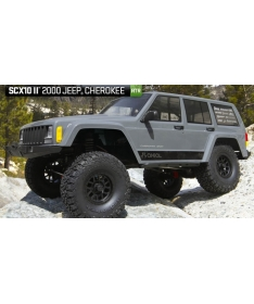 Axial SCX10 II 2000 Jeep Cherokee 1/10th RTR(Ready To Run)