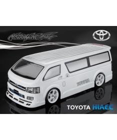 Matrixline PC201002 TOYOTA HIAEC clear body