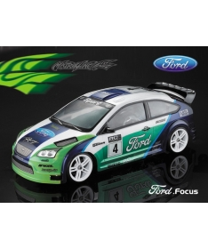 Matrixline PC201004 Ford Focus clear body