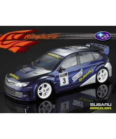 Matrixline PC201006 Subaru Impreza WRX clear body