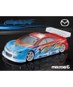 Matrixline PC201011 Mazda 6 Clear Body