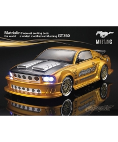 Matrixline PC201012 Focus66 Mustang GT350 clear body