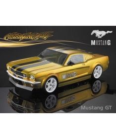 Matrixline PC201017 Focus66 MustangGT Clear body