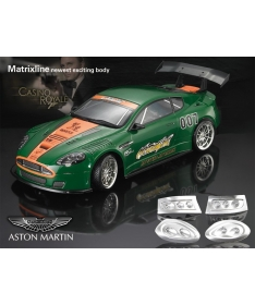 Matrixline PC201020 Aston Martin DBR9 clear body