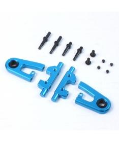 Aluminum Front Upper Arm Tamiya TT01 / TT01E (Adjustable Camber Function)