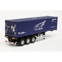 Tamiya 1/14 40ft Container Semi-Trailer