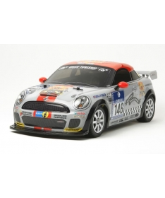 Tamiya MINI JCW Coupe - M05