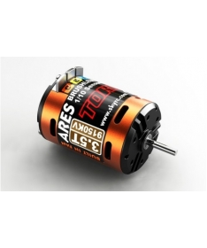 ARES 9150KV/3.5T/2P BL MOTOR FOR 1/10 CAR Sensored