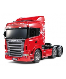 Tamiya 1:14 Tractor Trucks Scania R620 6x4 Highline
