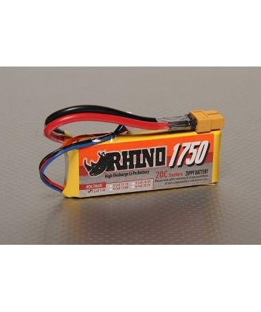 Rhino 1750mah 7,4v 20-30C