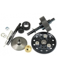 Topcad HD Gear set for Axial Wraith 23035