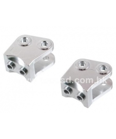 Topcad Alloy Lower Suspension Link mount (2) for Axial Wraith 23007s