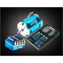 Combo Brushless motor + ESC +program card
